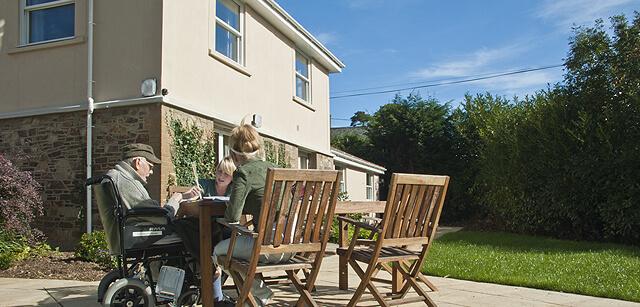 Specialist nursing at Chollacott & Drake, Tavistock – serving the SouthWest