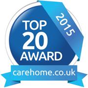 Top 20 Award 2015