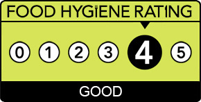 Food Hygene Rating 4