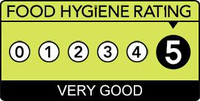 Food Hygene Rating 5