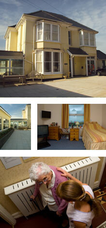 Donnington House care home, Bideford