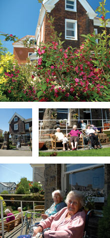 Kent House care home, Okehampton
