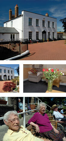 The Manor care home, Exeter