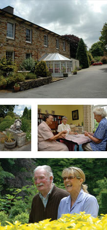 St Petrocs House care home, Bodmin