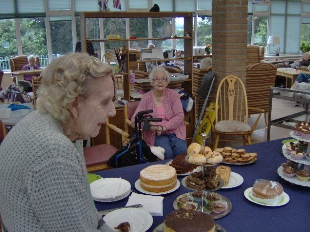 World's Biggest Coffee Morning at Chollacott House