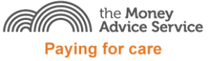 Paying For Care - Money Advice Service Logo