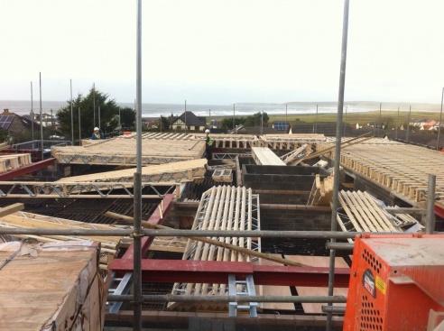 Primrose House Progress