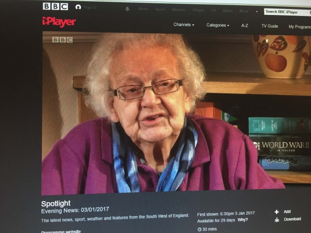 Dove Tree resident interviewed for BBC News