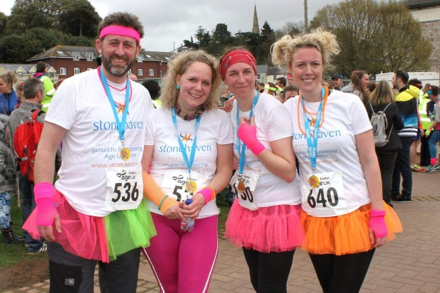 Stonehaven Run 10k for Age UK Exeter