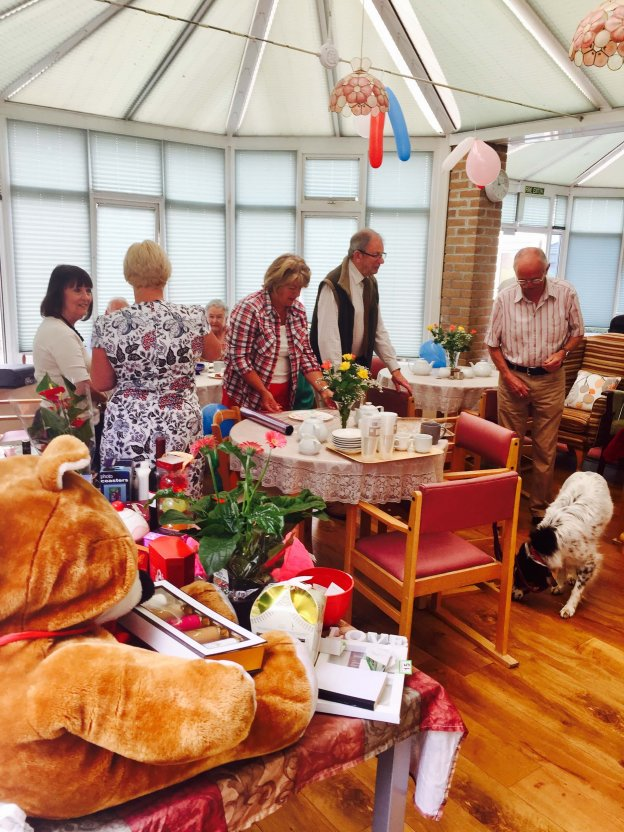 Care Home Open Day raises funds for residents activities