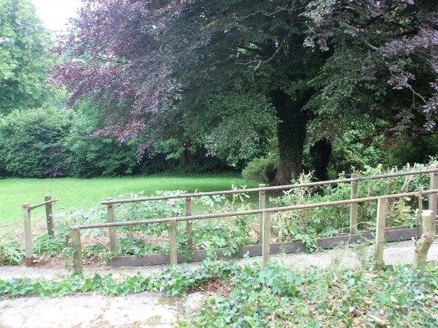 Work starts on St Petrocs' Garden