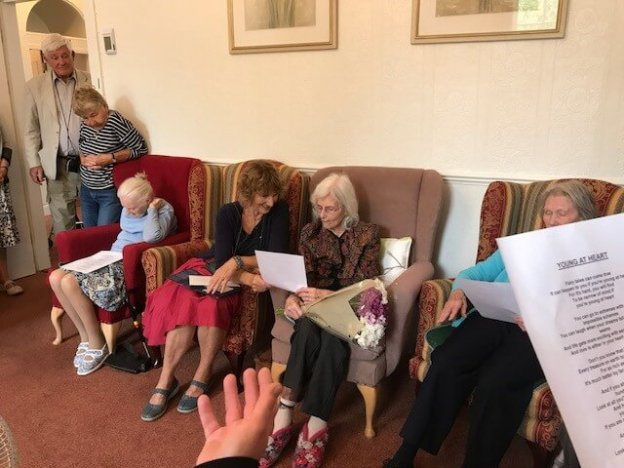 100th Birthday Celebrations at The Manor