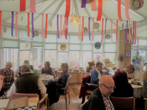 Chollacott House raise over £300
