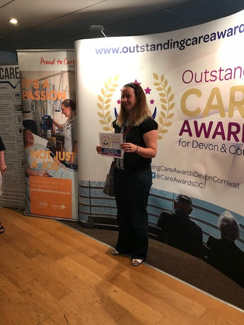 The Manor, Exminster – Finalists at the Outstanding Care Awards 2018