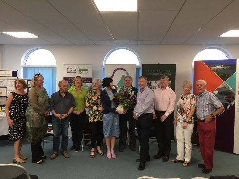 An uplifting afternoon with the Exeter Dementia Action Alliance
