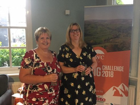 Care Worker Charity host drinks evening for Supporters