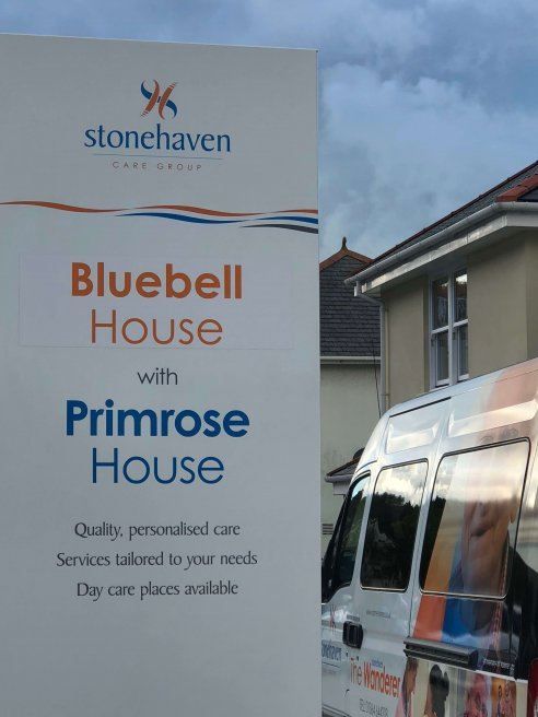 New name for Donnington – 'Bluebell House'