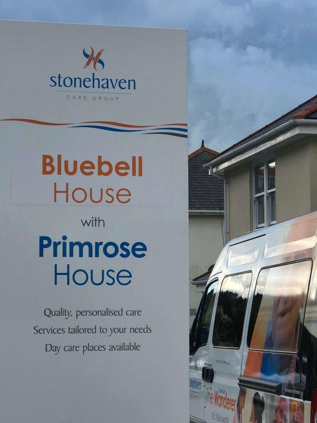 New name for Donnington – 'Bluebell House'