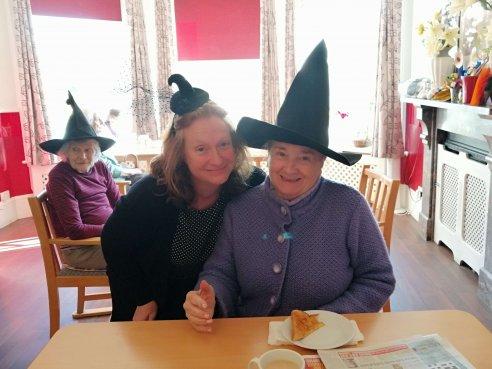 Halloween fun at Kent House!
