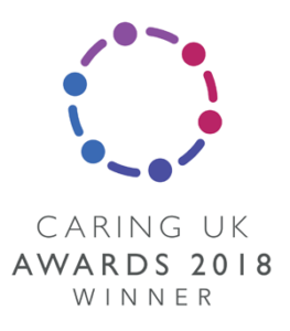Caring UK Awards Winner