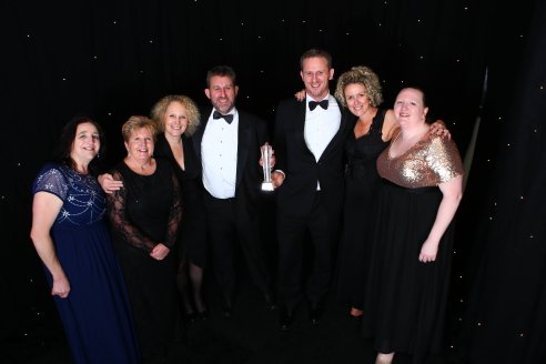 Care Home Group of the Year: Caring UK Awards 2018