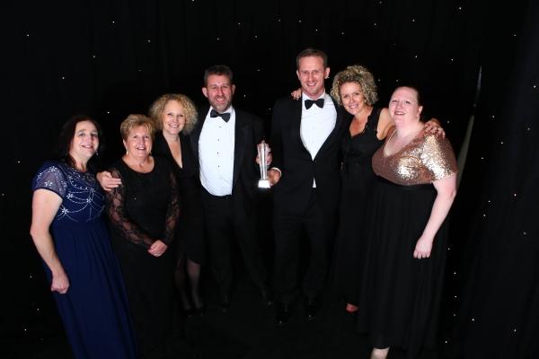 UK Caring Awards Photo