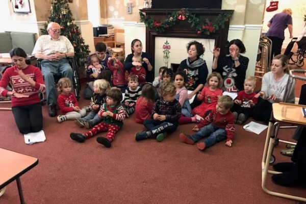 Dove Tree House - Nursery Visit