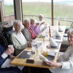Lunch at Exeter Golf Club