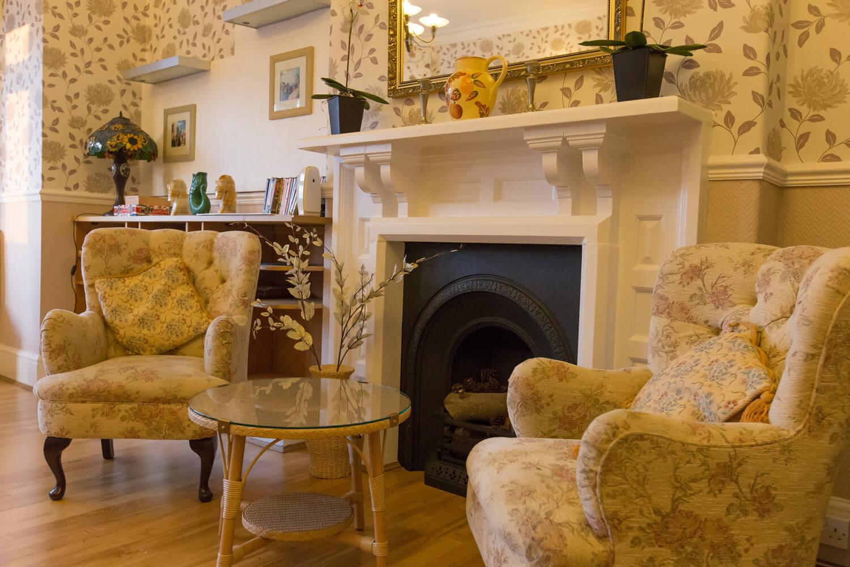 Dove Tree - Front Room