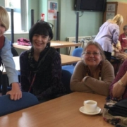 West Exe School - Care home visit