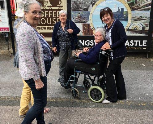 Kent House - Dartmouth Trip