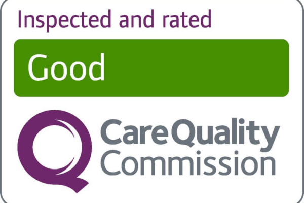 Stone Haven CQC good inspection