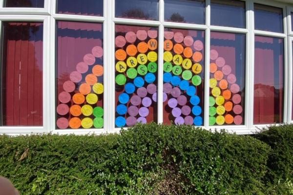 Chollacott House - Rainbow