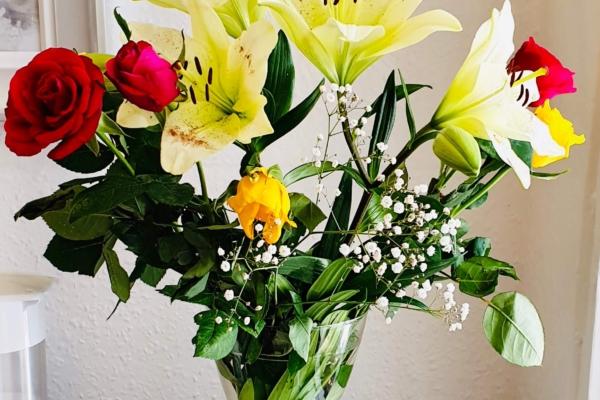 St Petrocs - Co-Op Flowers