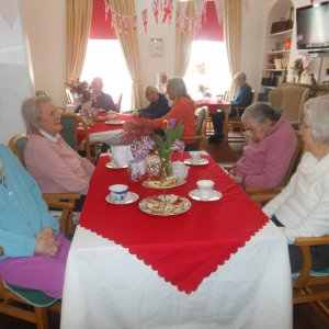The Manor - VE Day Meal