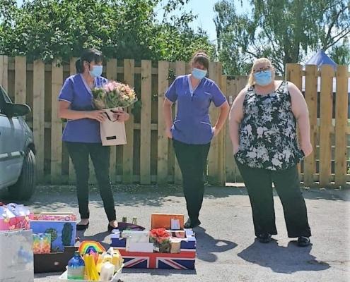 The Lilacs - Donations
