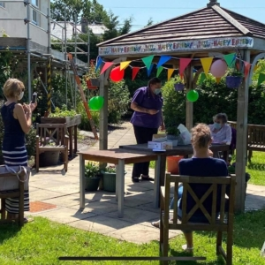 Chollacott - Birthday Celebrations