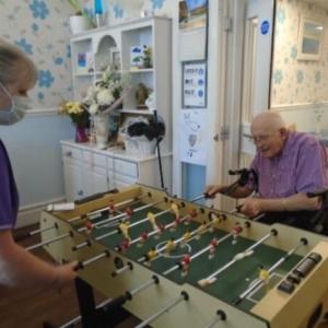 Dove Tree House - Table Football