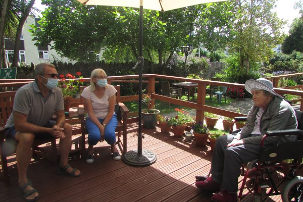 Frensham House - Garden Visits