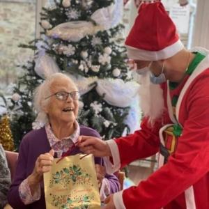 Chollacott House - Christmas Festivities